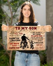 CV10004 - To My Son Motor 17x11 Poster poster-landscape-17x11-lifestyle-19