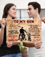 CV10004 - To My Son Motor 17x11 Poster poster-landscape-17x11-lifestyle-20