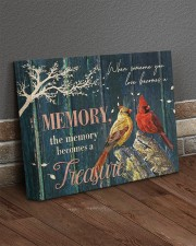 FAM10114CV - Memory Becomes A Treasure 14x11 Gallery Wrapped Canvas Prints aos-canvas-pgw-14x11-lifestyle-front-10