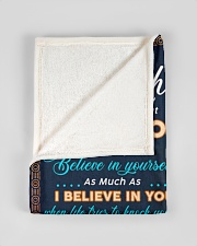 """BL10074 - To My Daughter Elephant Mom Letter Small Fleece Blanket - 30"""" x 40"""" aos-coral-fleece-blanket-30x40-lifestyle-front-17"""