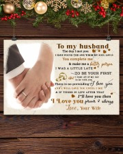CV10001-1 - To Husband Forever Always 17x11 Poster aos-poster-landscape-17x11-lifestyle-27