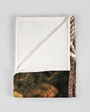 "JES10104 - Jesus Way Maker Miracle Worker Small Fleece Blanket - 30"" x 40"" aos-coral-fleece-blanket-30x40-lifestyle-front-17"