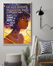 CV10014 - The Most Beautiful Woman 11x17 Poster lifestyle-poster-1