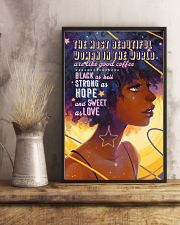 CV10014 - The Most Beautiful Woman 11x17 Poster lifestyle-poster-3