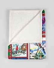 """BL10005 - Cardinals Angels Christmas Small Fleece Blanket - 30"""" x 40"""" aos-coral-fleece-blanket-30x40-lifestyle-front-17"""