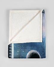 """JES10096 - You Are A Daughter Of God Small Fleece Blanket - 30"""" x 40"""" aos-coral-fleece-blanket-30x40-lifestyle-front-17"""