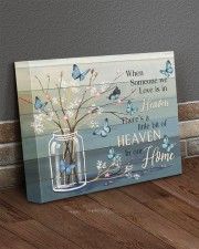FAM10117CV - Someone We Love Is In Heaven 14x11 Gallery Wrapped Canvas Prints aos-canvas-pgw-14x11-lifestyle-front-10