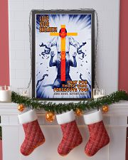 JES10012PT - Jesus Christ Love Your Enemies 11x17 Poster lifestyle-holiday-poster-4