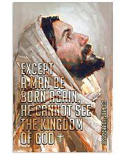 JES10023PT - Jesus Christ Kingdom Of God 11x17 Poster front