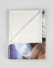 "JES10039BL - Jesus Christ  Small Fleece Blanket - 30"" x 40"" aos-coral-fleece-blanket-30x40-lifestyle-front-17"