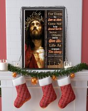 JES10018PT - Jesus Christ For Even Son Of Man 11x17 Poster lifestyle-holiday-poster-4