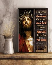 JES10018PT - Jesus Christ For Even Son Of Man 11x17 Poster lifestyle-poster-3
