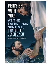 JES10006PT - Jesus Christ Peace Be With You 11x17 Poster front
