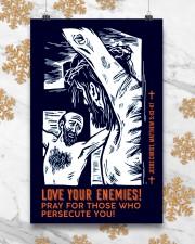 JES10010PT - Jesus Christ Love Your Enemies 11x17 Poster aos-poster-portrait-11x17-lifestyle-25