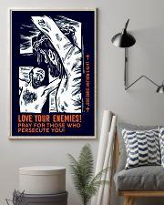 JES10010PT - Jesus Christ Love Your Enemies 11x17 Poster lifestyle-poster-1