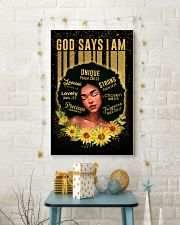 CV10020 - God Says I Am 11x17 Poster lifestyle-holiday-poster-3