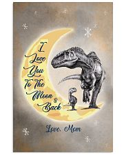 CV10005 - Love You To The Moon 11x17 Poster front