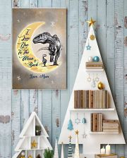 CV10005 - Love You To The Moon 11x17 Poster lifestyle-holiday-poster-2