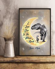 CV10005 - Love You To The Moon 11x17 Poster lifestyle-poster-3