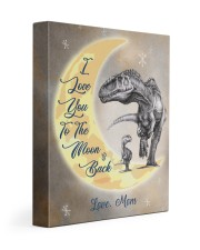 CV10005 - Love You To The Moon Gallery Wrapped Canvas Prints tile