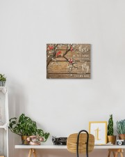 FAM10109CV - Those We Love Don't Go Away 14x11 Gallery Wrapped Canvas Prints aos-canvas-pgw-14x11-lifestyle-front-03
