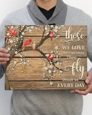 FAM10109CV - Those We Love Don't Go Away 14x11 Gallery Wrapped Canvas Prints aos-canvas-pgw-14x11-lifestyle-front-30