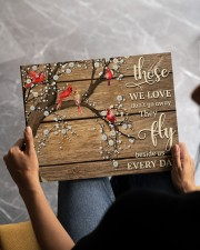 FAM10109CV - Those We Love Don't Go Away 14x11 Gallery Wrapped Canvas Prints aos-canvas-pgw-14x11-lifestyle-front-42