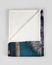 "JES10052BL - Jesus Christ  Small Fleece Blanket - 30"" x 40"" aos-coral-fleece-blanket-30x40-lifestyle-front-17"
