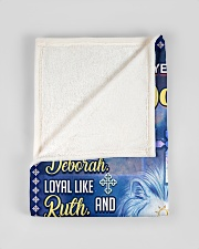 """JES10060BL -  A Prayer For Daughter Small Fleece Blanket - 30"""" x 40"""" aos-coral-fleece-blanket-30x40-lifestyle-front-17"""