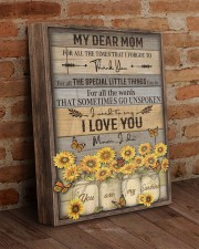 FAM10113CV - My Dear Mom Thank You 11x14 Gallery Wrapped Canvas Prints aos-canvas-pgw-11x14-lifestyle-front-09