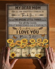 FAM10113CV - My Dear Mom Thank You 11x14 Gallery Wrapped Canvas Prints aos-canvas-pgw-11x14-lifestyle-front-32