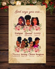 CV10018 - God Says You Are 11x17 Poster aos-poster-portrait-11x17-lifestyle-22