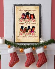 CV10018 - God Says You Are 11x17 Poster lifestyle-holiday-poster-4