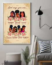 CV10018 - God Says You Are 11x17 Poster lifestyle-poster-1
