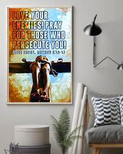 JES10035PT - Jesus Christ Love Your Enemies 11x17 Poster lifestyle-poster-1