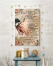 CV10007-1 - To My Husband Once Upon A Time 11x17 Poster lifestyle-holiday-poster-3