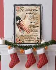 CV10007-1 - To My Husband Once Upon A Time 11x17 Poster lifestyle-holiday-poster-4