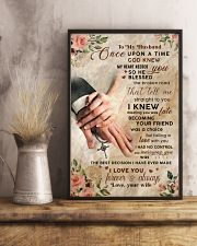 CV10007-1 - To My Husband Once Upon A Time 11x17 Poster lifestyle-poster-3