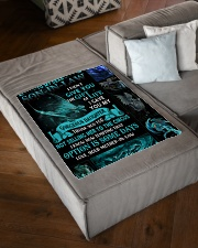 """FBC10040 - Son In Law Dragons Small Fleece Blanket - 30"""" x 40"""" aos-coral-fleece-blanket-30x40-lifestyle-front-03"""
