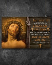 JES10016PT - Jesus Christ Kingdom Of God 17x11 Poster aos-poster-landscape-17x11-lifestyle-12