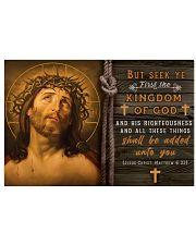 JES10016PT - Jesus Christ Kingdom Of God 17x11 Poster front