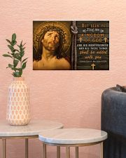 JES10016PT - Jesus Christ Kingdom Of God 17x11 Poster poster-landscape-17x11-lifestyle-21