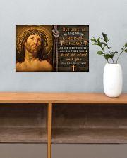JES10016PT - Jesus Christ Kingdom Of God 17x11 Poster poster-landscape-17x11-lifestyle-24
