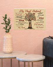 CV10002-1 - My Angel Husband Cardinals 17x11 Poster poster-landscape-17x11-lifestyle-21