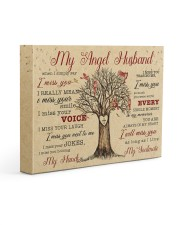 CV10002-1 - My Angel Husband Cardinals Gallery Wrapped Canvas Prints tile