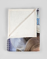 """JES10054BL -  A Prayer For Daughter Small Fleece Blanket - 30"""" x 40"""" aos-coral-fleece-blanket-30x40-lifestyle-front-17"""