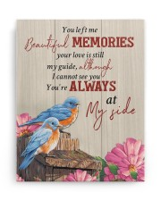 FAM10116CV - You Left Me Beautiful Memories 11x14 Gallery Wrapped Canvas Prints aos-canvas-pgw-11x14-ghosted-front-02
