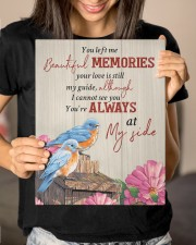 FAM10116CV - You Left Me Beautiful Memories 11x14 Gallery Wrapped Canvas Prints aos-canvas-pgw-11x14-lifestyle-front-23