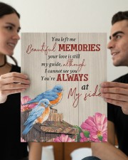 FAM10116CV - You Left Me Beautiful Memories 11x14 Gallery Wrapped Canvas Prints aos-canvas-pgw-11x14-lifestyle-front-37