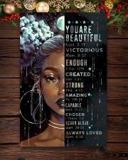 CV10012 - You Are Beautiful 11x17 Poster aos-poster-portrait-11x17-lifestyle-22
